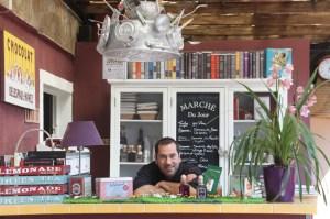 Anthony Lopez, restaurant La Farigoulette, Le Lavandou