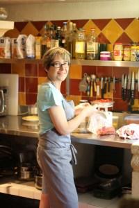 Fanette a vu sa cuisine récompensée d'une Toque par le guide Gault & Millau.