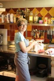 Fanette Aimé, La Table de Fanette à Fox-Amphoux