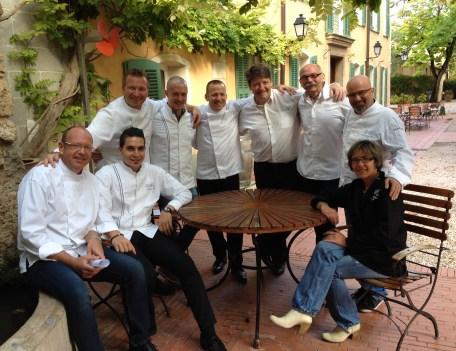 Les chefs Châteaux & Hôtels Collection