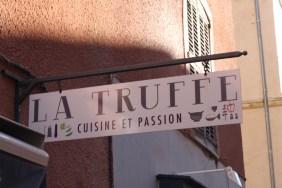 La Truffe, Aups