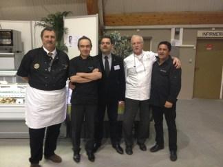 Salon Terroir et Gastronomie 2014, Hyères
