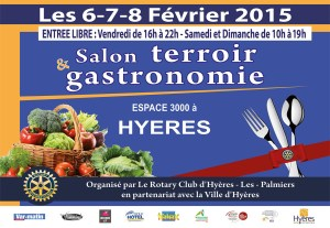 Salon Terroir & Gastronomie 2015