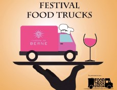 Festival Food Trucks au Chateau de Berne