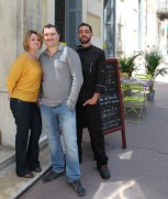 Brasserie Bertin, Draguignan, Collombat