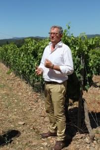 Pierre Duffort, vigneron, Domaine de Rimauresq
