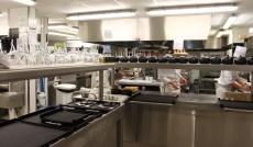 En cuisine...