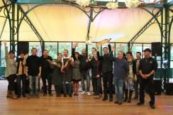 Au concours des food-trucks au Château de Berne, La Vache Folle a conquis jury et public