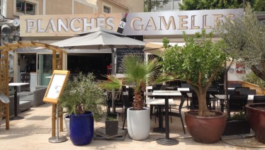 Planches et Gamelles, Le Lavandou