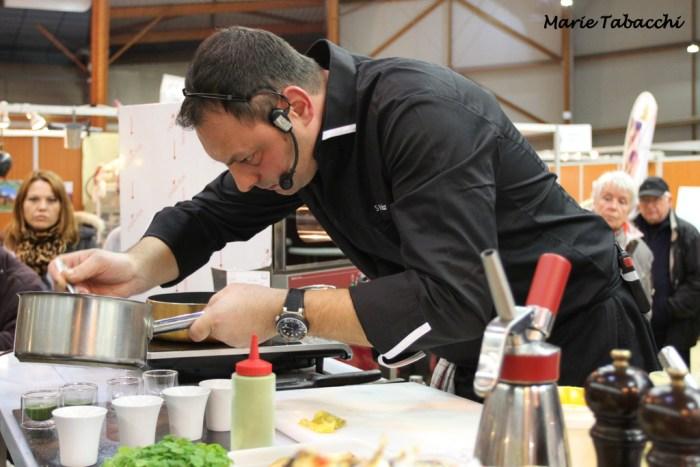 Serge Vaz, Tables & Comptoir, Toulon