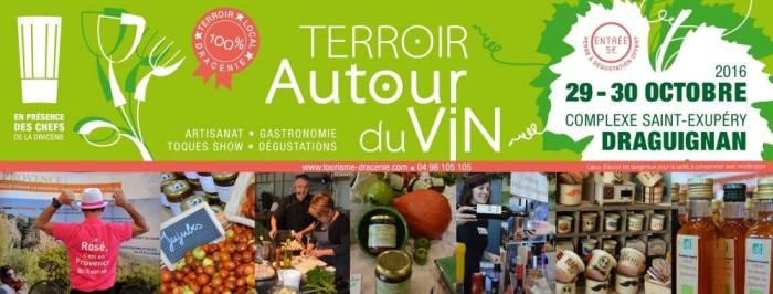 Autour du Vin 2016, Draguignan