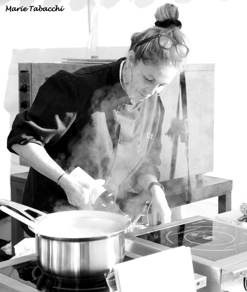 Alain Biles, recette velouté de champignons