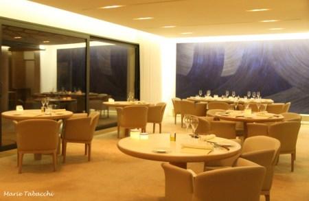 Restaurant Christophe Bacquié, Le Castellet