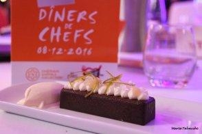 Diner des Chefs Restos du Coeur 2016
