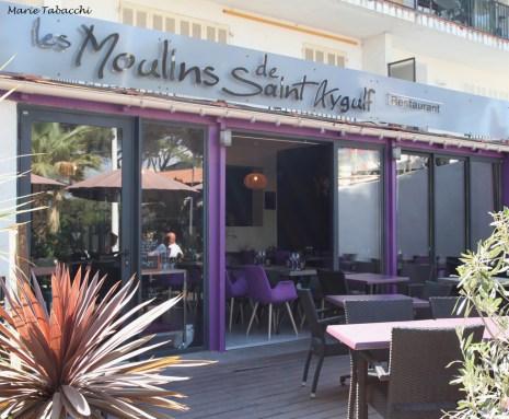 Les Moulins de Saint-Aygulf, Fréjus