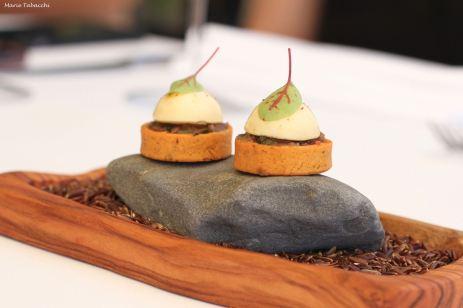 Restaurant Delos, Bendor, Bandol
