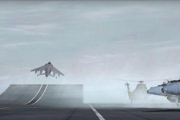 Battlefield 2 için Falkland Adaları modu!