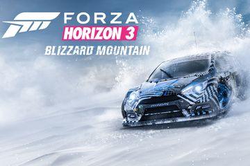 Forza Horizon 3 için ilk büyük eklenti: Blizzard Mountain