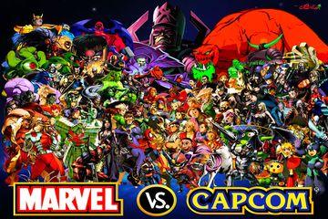Marvel vs. Capcom 4 yolda!