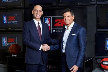 """NBA """"2K e-Lig""""i oyunseverler ile buluşturuyor!"""