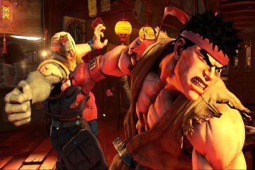 Street Fighter 5'ın yükleme ekranını yok eden mod!