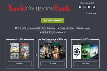 Humble Bundle'da Civilization fırsatı!