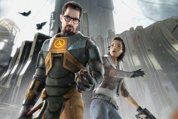 Süper düşük ayarlarda Half-Life 2 neye benzerdi?