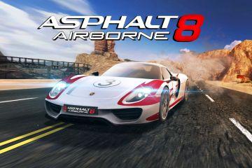 Asphalt 8: Airborne'a Porsche güncellemesi!