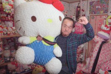 Dünyanın en büyük Hello Kitty koleksiyonu!
