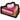 A pixel sprite of the Peach Tart from Super Mario Bros Paper Mario game series.