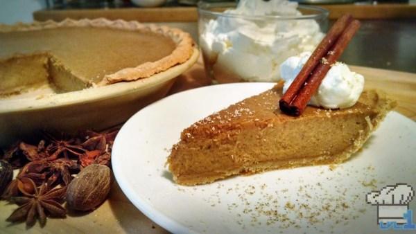 UNDERTALE – Butterscotch Cinnamon Pie