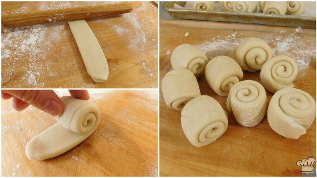 rolling out the dough for a second time for the iceberg turnip pastry recipe from the battle chef brigade video game