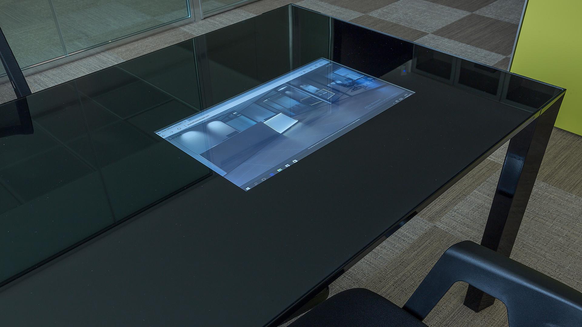 Kite Smart Desk  Technological Workstation by Level