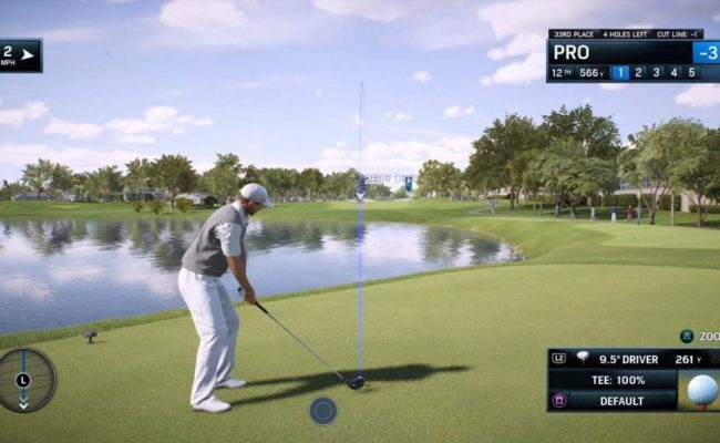Best Golf Games On Ps4 Or Xbox One So Far Level Smack
