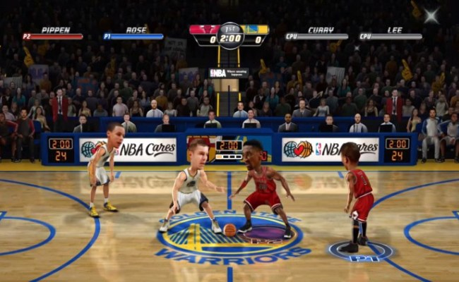 Best Basketball Games On Ps4 Or Xbox One So Far Level Smack