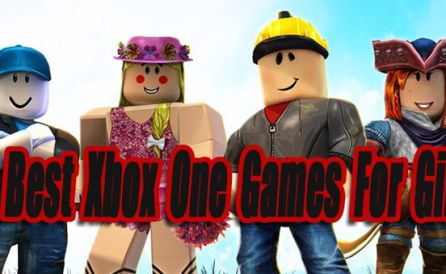 10 Best Xbox One Games For Girls Under 10 Years Old