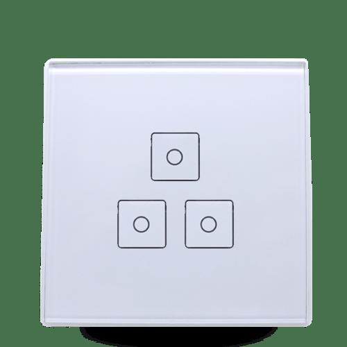 level uclu dokunmatik buton