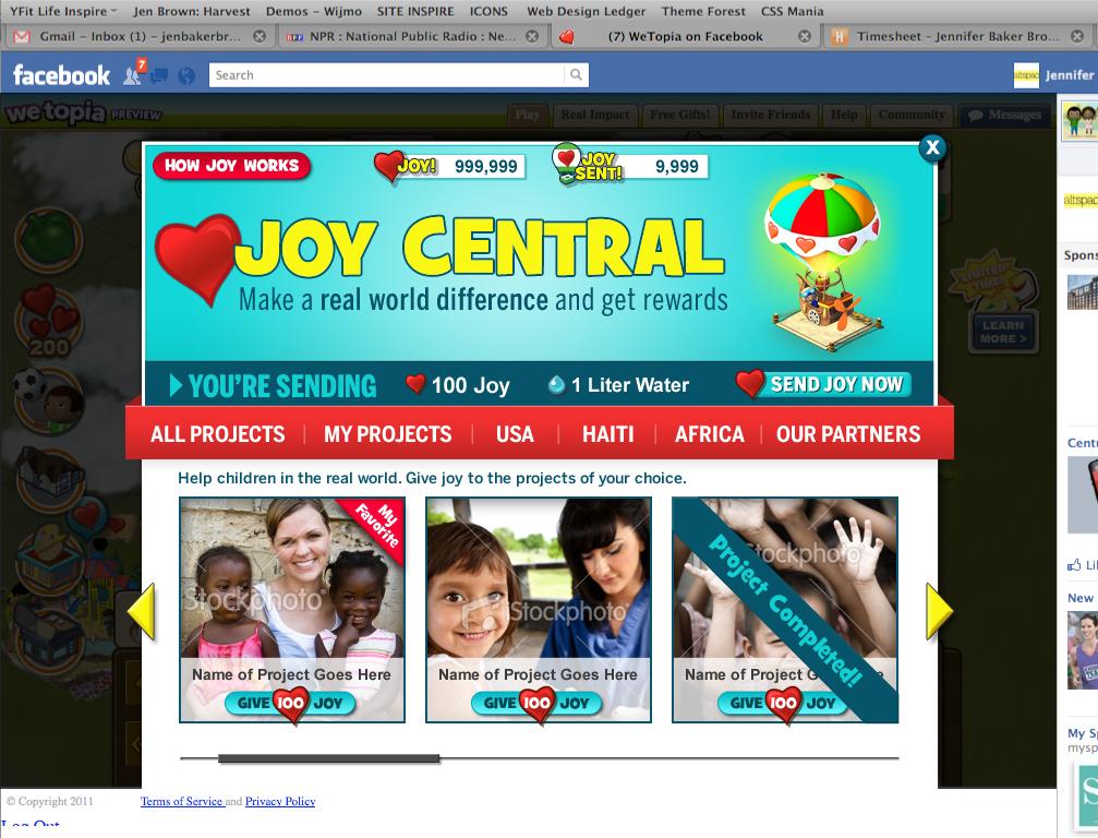 Joy Central