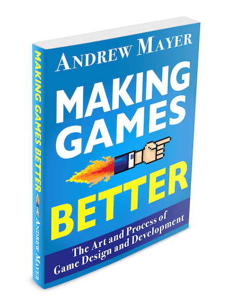 Making Games Better 3D Cover