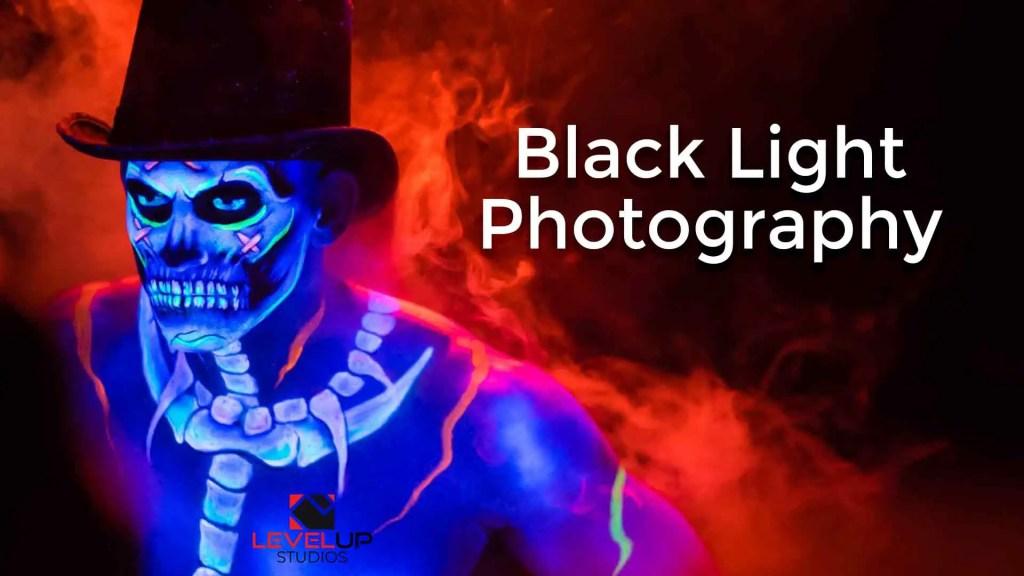 blacklight photography