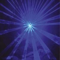 Power-lighting NEPTUNE 800B MK2 : laser  faisceaux bleu