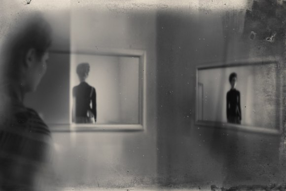From the series The Mirror, by Robert Hutinski