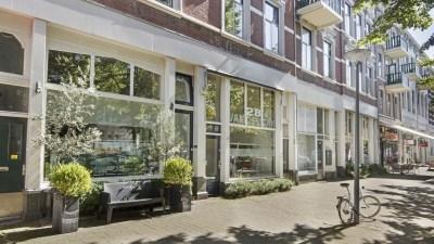 Foto gebouw Van der Takstraat 28 Rotterdam