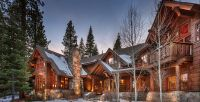 Luxury Living in the Mountains
