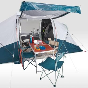 QUECHUA Tente ARPENAZ 4.2 F&B - 000 --- Expires on 18-09-2028