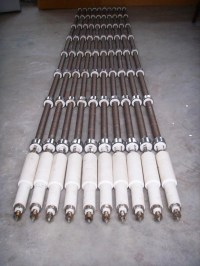 Heaters for Glass Tempering Furnace / Heating elements ...