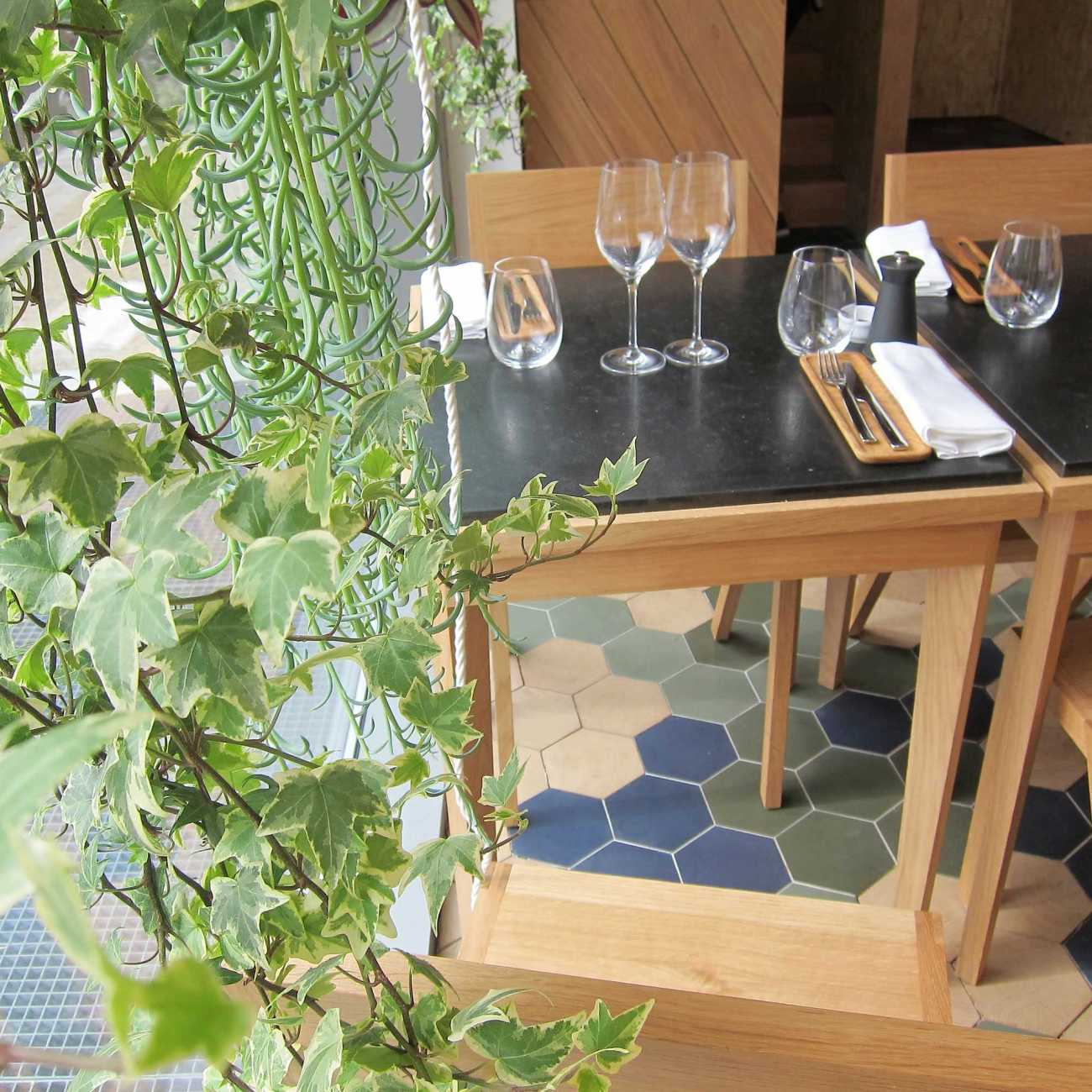 Coretta. Décoration végétale Le Vert à Soi