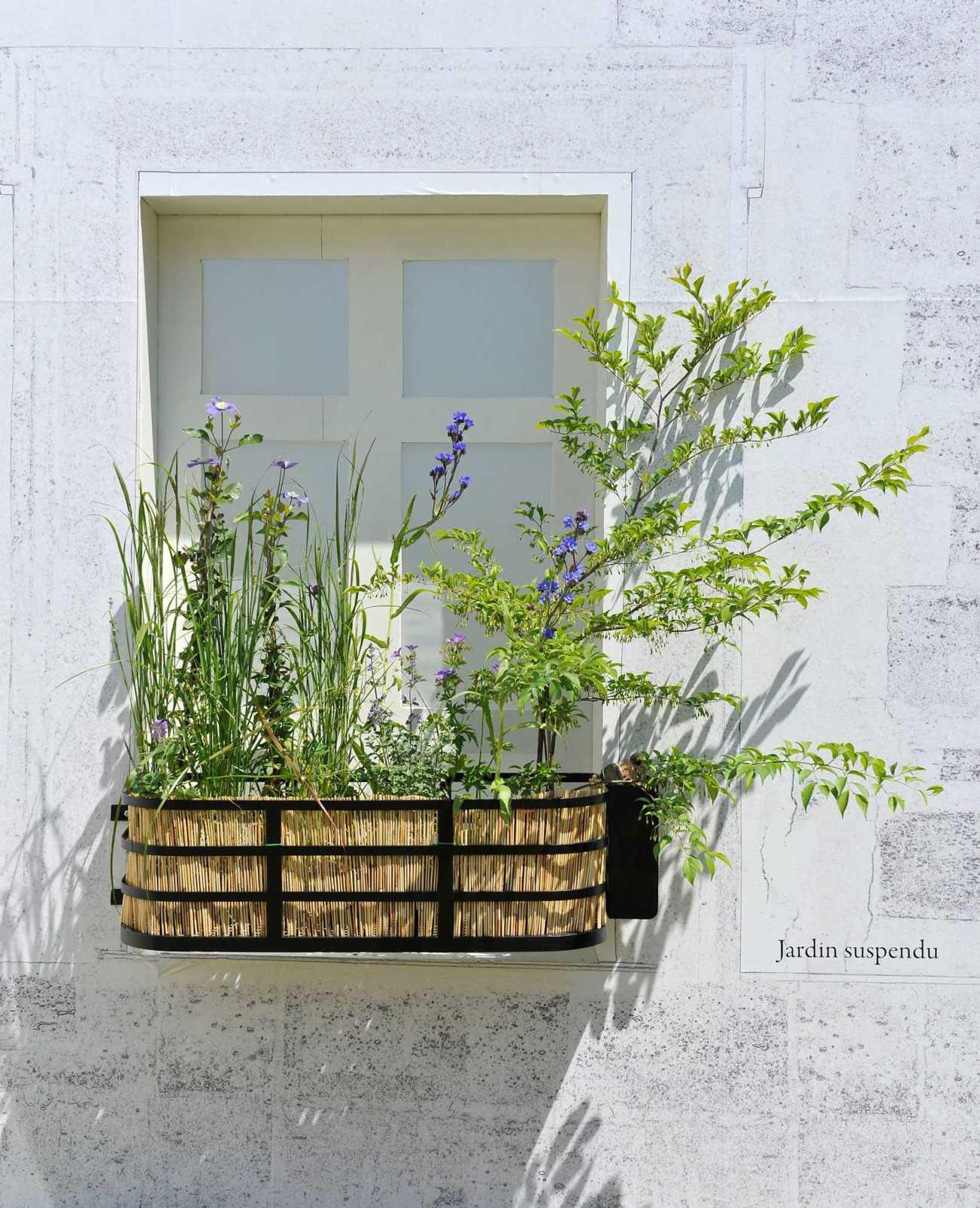 Jardinière Fenêtre Paris Courson. Le Vert à Soi