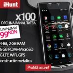 Oferta Telefon iHunt x100 – 4G, Dual SIM, 4.7-inch HD, 2GB RAM, 16GB, Android 5.1