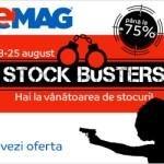 Zilele Resigilatelor la eMAG revin in forta pe 23-25 august